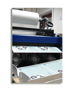 Hammond Bindery - Laminating